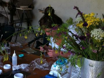 creatieve-vakantie-workshop-frankrijk-zilveren-sieraden-maken-art-clay-silver-week-5-8-2012-9