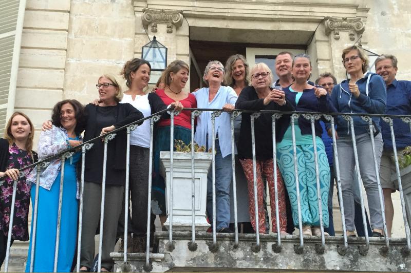 100 Creatieve vakantie Frankrijk boetseren schildervakantie zangvakantie yoga vakantie