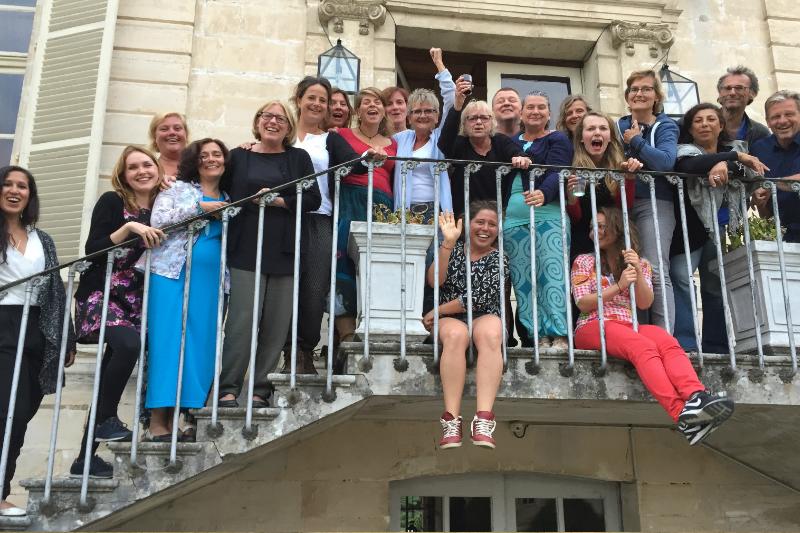 102 Creatieve vakantie Frankrijk boetseren schildervakantie zangvakantie yoga vakantie