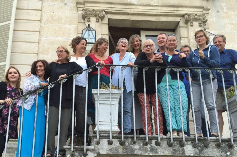 104 Creatieve vakantie Frankrijk boetseren schildervakantie zangvakantie yoga vakantie