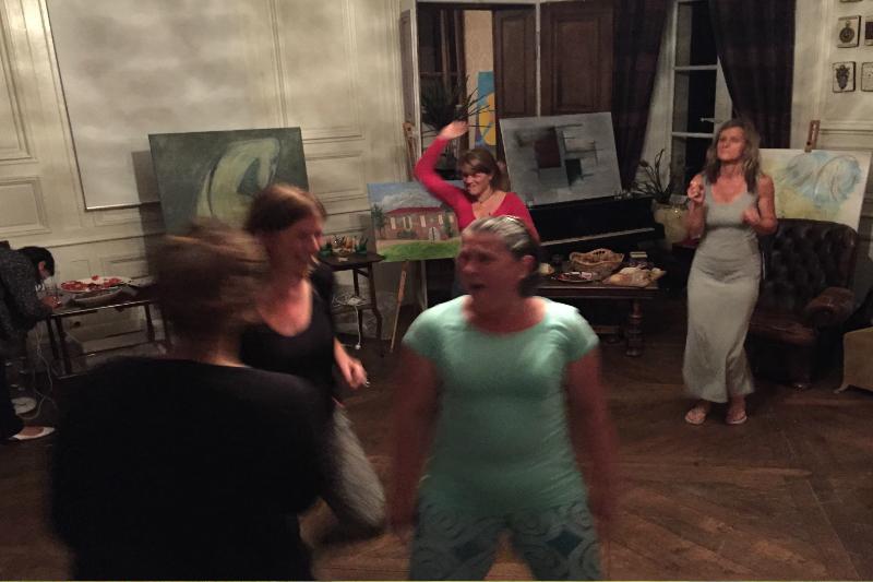 105 Creatieve vakantie Frankrijk boetseren schildervakantie zangvakantie yoga vakantie