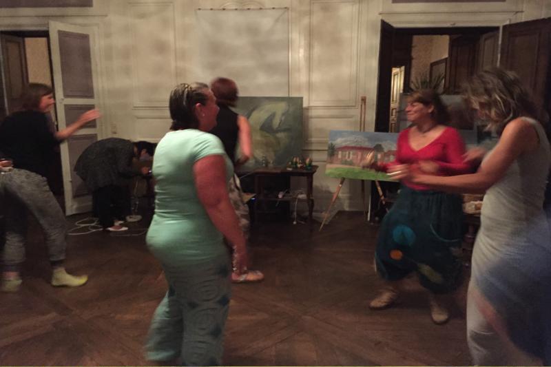 106 Creatieve vakantie Frankrijk boetseren schildervakantie zangvakantie yoga vakantie