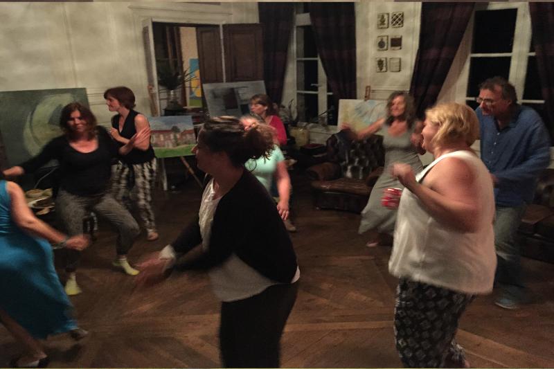 107 Creatieve vakantie Frankrijk boetseren schildervakantie zangvakantie yoga vakantie