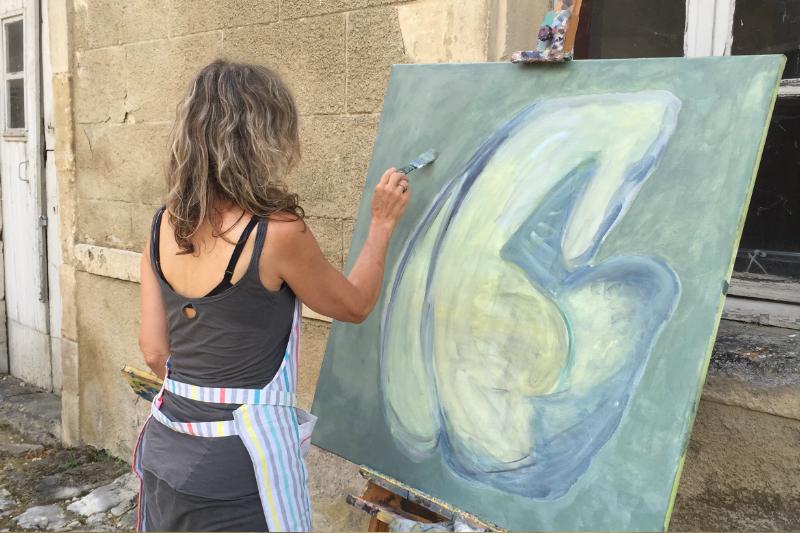 15 Creatieve vakantie Frankrijk boetseren schildervakantie zangvakantie yoga vakantie
