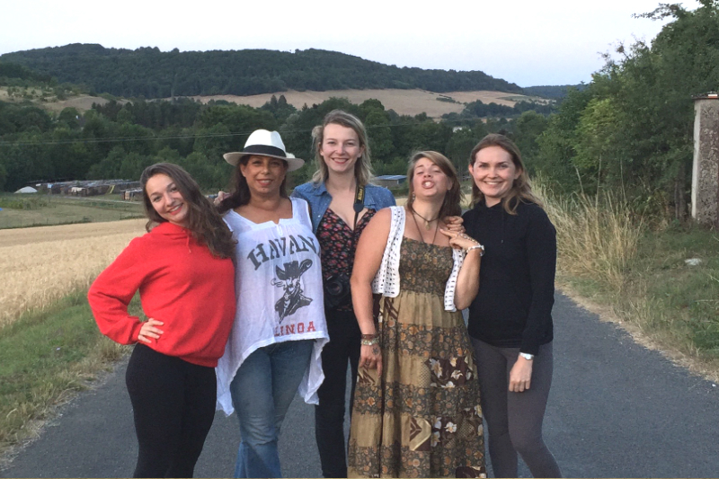 38 Creatieve vakantie Frankrijk boetseren schildervakantie zangvakantie yoga vakantie