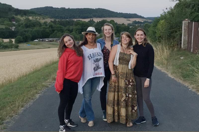39 Creatieve vakantie Frankrijk boetseren schildervakantie zangvakantie yoga vakantie