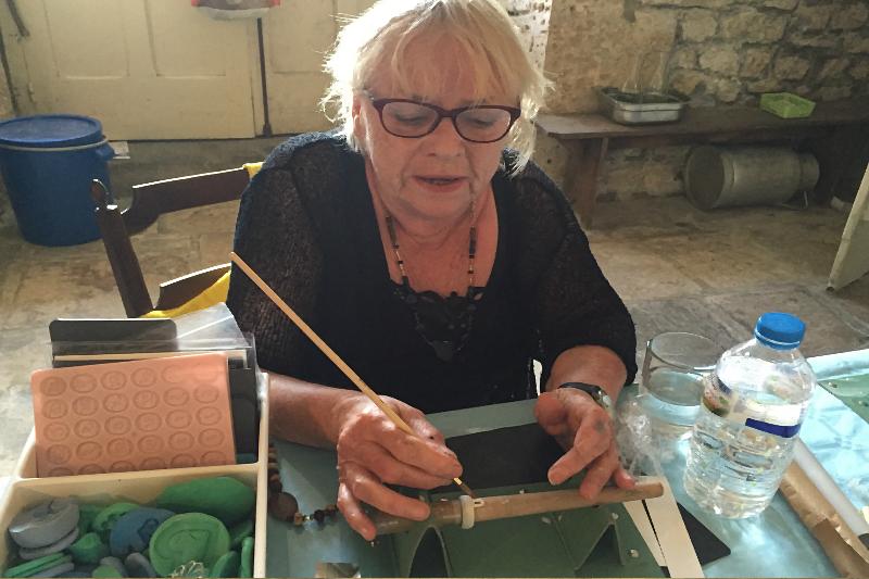 49 Creatieve vakantie Frankrijk boetseren schildervakantie zangvakantie yoga vakantie