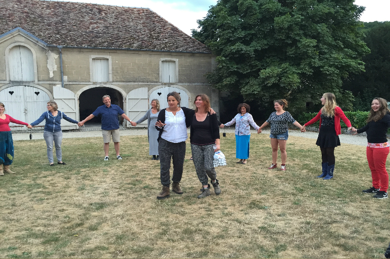 76 Creatieve vakantie Frankrijk boetseren schildervakantie zangvakantie yoga vakantie