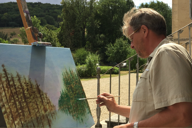 96 Creatieve vakantie Frankrijk boetseren schildervakantie zangvakantie yoga vakantie