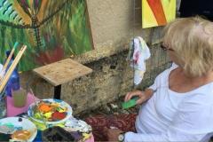 10 Creatieve vakantie Frankrijk boetseren schildervakantie zangvakantie yoga vakantie