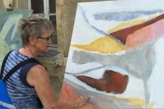 14 Creatieve vakantie Frankrijk boetseren schildervakantie zangvakantie yoga vakantie