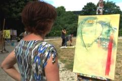 19 Creatieve vakantie Frankrijk boetseren schildervakantie zangvakantie yoga vakantie