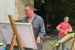 20 Creatieve vakantie Frankrijk boetseren schildervakantie zangvakantie yoga vakantie