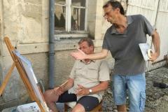 22 Creatieve vakantie Frankrijk boetseren schildervakantie zangvakantie yoga vakantie
