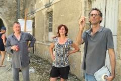 23 Creatieve vakantie Frankrijk boetseren schildervakantie zangvakantie yoga vakantie