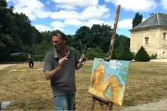 24 Creatieve vakantie Frankrijk boetseren schildervakantie zangvakantie yoga vakantie