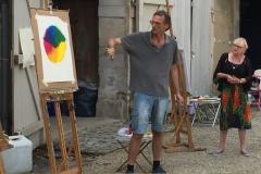 44 Creatieve vakantie Frankrijk boetseren schildervakantie zangvakantie yoga vakantie