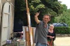 45 Creatieve vakantie Frankrijk boetseren schildervakantie zangvakantie yoga vakantie