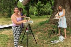 6 Creatieve vakantie Frankrijk boetseren schildervakantie zangvakantie yoga vakantie