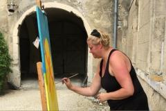 8 Creatieve vakantie Frankrijk boetseren schildervakantie zangvakantie yoga vakantie