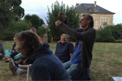 87 Creatieve vakantie Frankrijk boetseren schildervakantie zangvakantie yoga vakantie