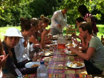 creatieve-vakantie-workshop-frankrijk-dineren-in-de-boomgaard-week-5-8-2012-2
