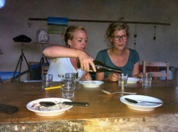 creatieve-vakantie-workshop-frankrijk-gezellig-natafelen-week-5-8-2012