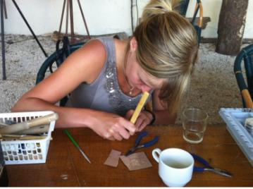 creatieve-vakantie-workshop-frankrijk-zilveren-sieraden-maken-art-clay-silver-week-5-8-2012-10