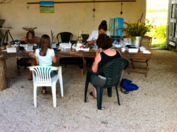 creatieve-vakantie-workshop-frankrijk-zilveren-sieraden-maken-art-clay-silver-week-5-8-2012-12
