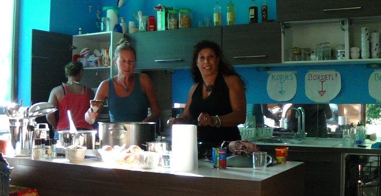 creatieve vakantie frankrijk in de keuken 3