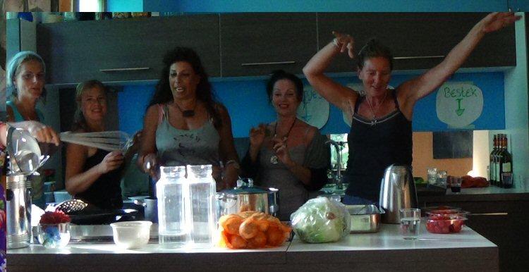 creatieve vakantie frankrijk plezier in de keuken 3