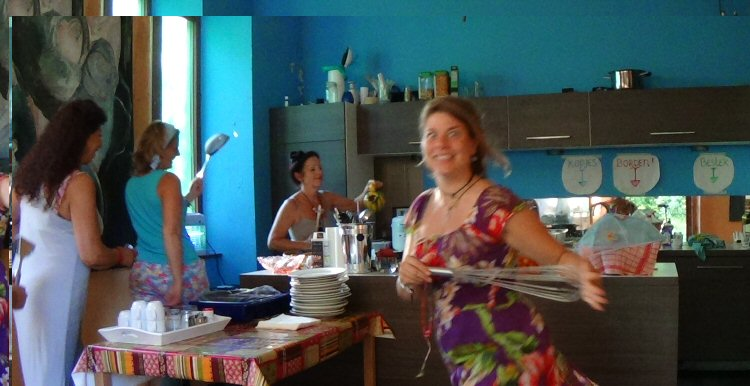 creatieve vakantie frankrijk plezier in de keuken 5
