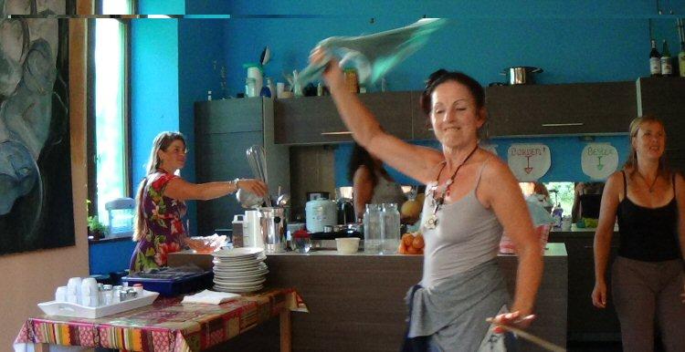 creatieve vakantie frankrijk plezier in de keuken 6