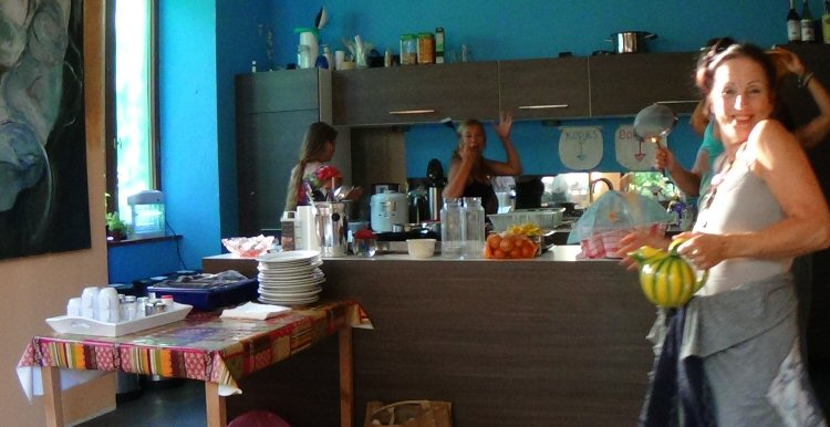 creatieve vakantie frankrijk plezier in de keuken 7