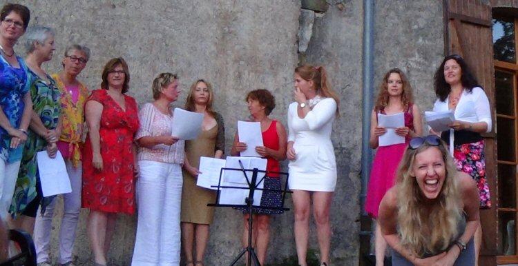 creatieve vakantie frankrijk zingen 3