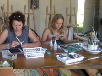 creatieve-vakantie-frankrijk-art-clay-silver-2