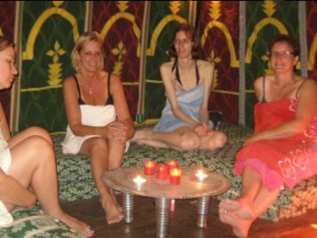creatieve-vakantie-frankrijk-marrokaanse-tent