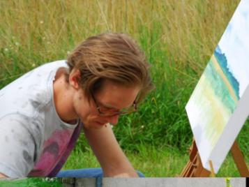 creatieve-vakantie-frankrijk-matthieu-schildert