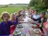 creatieve-vakantie-frankrijk-dineren-buiten