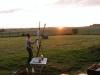 creatieve-vakantie-frankrijk-schilderen-bij-zonsondergang-matthieu-staelens