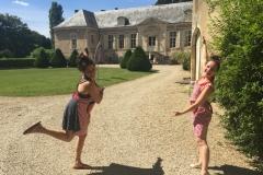 Creatieve vakantie Frankrijk boetseren schildervakantie zangvakantie yoga vakantie a