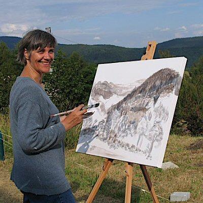 schildervakantie creatieve vakantie frankrijk artfriends 14 400×400