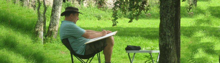 creatieve vakantie frankrijk schildervakantie schilderen schilderles 19