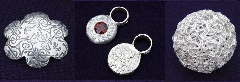 creatieve vakantie frankrijk zilveren sieraden maken art clay silver 14