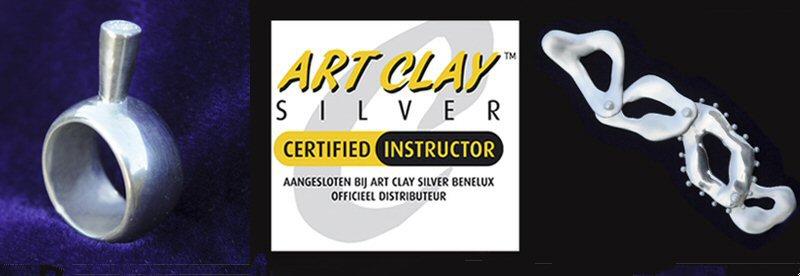 creatieve vakantie frankrijk zilveren sieraden maken art clay silver 17