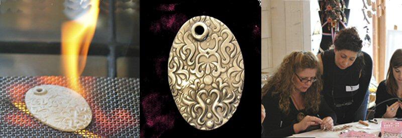 creatieve vakantie frankrijk zilveren sieraden maken art clay silver 21
