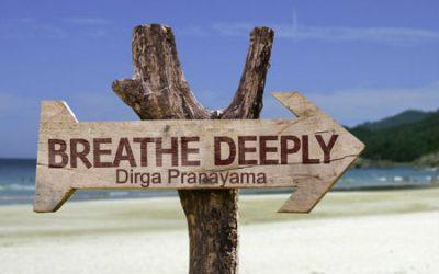 Yoga  Dirga Pranayama ademhaling