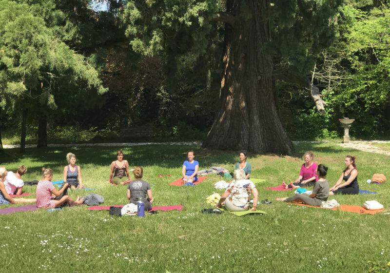 yoga vakanties 30 voordelen