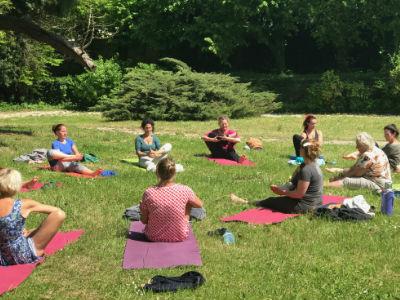Yoga vakantie Yoga Vrouwen Power yoga