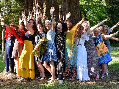 Yoga vakantie Yoga Vrouwen Power